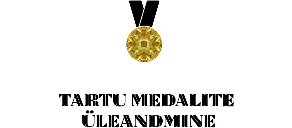 Tartu medalite üleandmine Tartu linna päev 2020