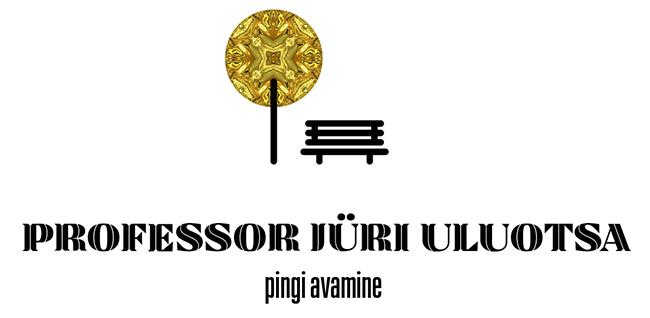 Professor Jüri Uluotsa pingi avamine
